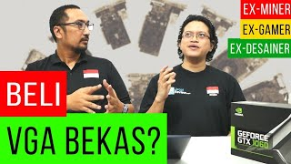 Video Tips Beli VGA Card Bekas Murah dan Aman: Pilih Mana? Ex-Gamer, Ex-Miner, Ex-Desainer? MP3, 3GP, MP4, WEBM, AVI, FLV Mei 2019