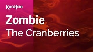 Video Karaoke Zombie - The Cranberries * MP3, 3GP, MP4, WEBM, AVI, FLV April 2019