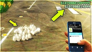 HOW TO GET A MONEY DROP FROM ROCKSTAR ON GTA 5 ONLINE! (GTA 5 ...