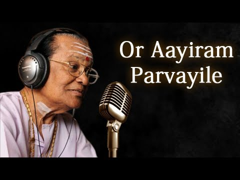 Video Or Aayiram Parvayile - T. M. Soundararajan Live - Isai Ragam download in MP3, 3GP, MP4, WEBM, AVI, FLV January 2017