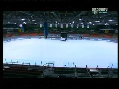 Kde se hraje lední hokej?