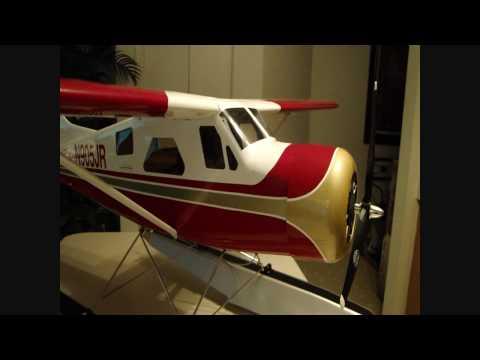 E-Flight DHC-2 Beaver 25e ARF Review & Flight Video