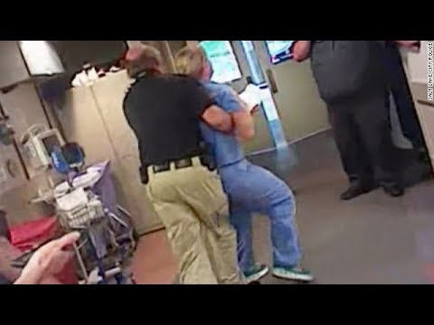 Nurse arrested for following hospital policy