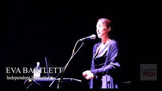 SYRIA, LIES & VIDEOTAPE - EVA BARTLETT