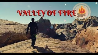 Running The Valley of Fire Las Vegas Nevada State Park - YouTube