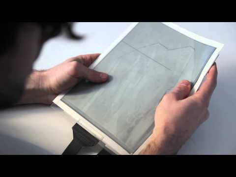 PaperTab: Revolutionary paper tablet