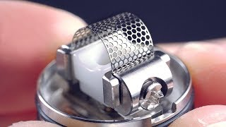 Video GAME CHANGER RDA! Smoothest Vape EVER! The Profile By Wotofo And #mrjustright1 MP3, 3GP, MP4, WEBM, AVI, FLV September 2018