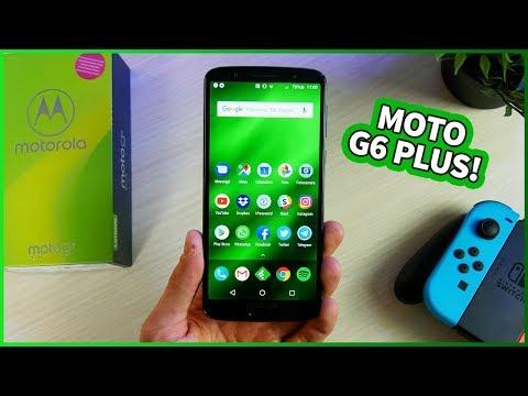 MOTO G6 Plus: lo SMARTPHONE giusto al PREZZO giusto! - RECENSIONE