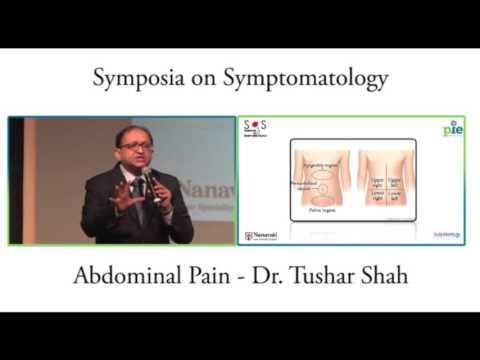 SOS #1 - Acute Abdominal Pain - Dr. Tushar Shah - 1/6