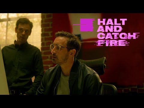 HALT AND CATCH FIRE Episode 405 'Nowhere Man' Exclusive Clip