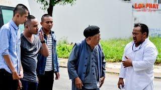 Lộc Phát - Hiếu Hiền bị nhóm Fap TV đánh bầm dập