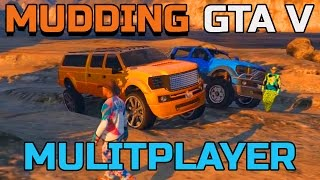 Nonton GTA V | PC | MULTIPLAYER MUDDING WITH THE SANDKING | CUSTOM TRUCKS Film Subtitle Indonesia Streaming Movie Download