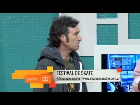 FESTIVAL DE SKATE - RODRIGO RORRO LANTARÓN