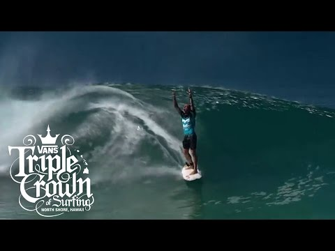 2013 Vans Triple Crown of Surfing – Billabong Pipe Masters: Finals Day Highlights