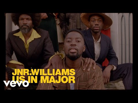JNR WILLIAMS - Us in Major (Official Video)