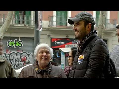 Εκλογές στην Καταλονία: Τι θέλουν οι πολίτες – Απαντούν στην κάμερα του euronews…