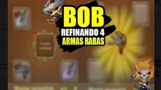 "Download Lagu REFINANDO 4 ARMAS RARAS ""DDTANK"" ( BOB ) Mp3"