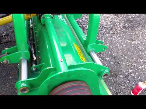 Mower vibration