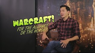 Nonton Warcraft  For The Alliance Or The Horde   Feat  Daniel Wu  Paula Patton  Duncan Jones  Film Subtitle Indonesia Streaming Movie Download