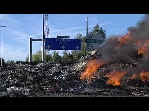Γαλλία: Αποχώρησαν από τον αυτοκινητόδρομο Α1 οι Ρομά