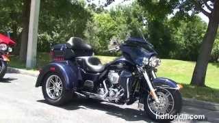 8. Used 2013 Harley Davidson Tri Glide Trike for sale