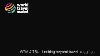 Travel Perspective - Looking Beyond Travel Blogging @ #WTM14 | Tues 4 Nov