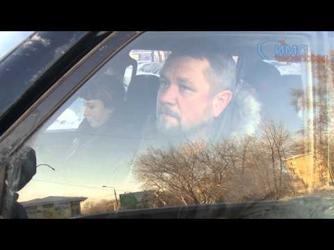 23.01.2014 Штраф за агрессивное вождение (видео)