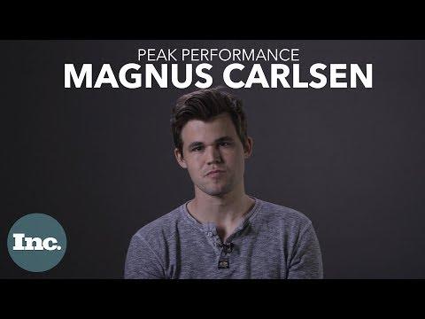 How Chess Grandmaster Magnus Carlsen Became No. 1 in the World | Peak Performance