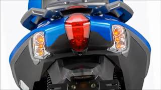 9. NEW BENELLI ZENZERO 150cc Model 2018 Saingan Yamaha N MAX