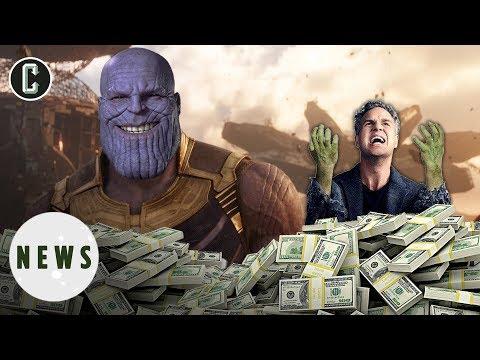 Avengers: Infinity War Box Office Crosses $1 Billion Faster Than Star Wars: The Force Awakens