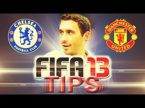 FIFA 13 Tips Chelsea vs Man. United