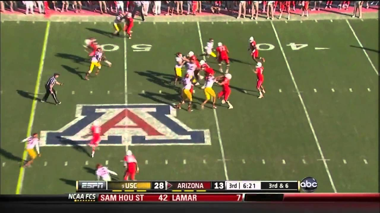 Matt Scott vs USC (2012)
