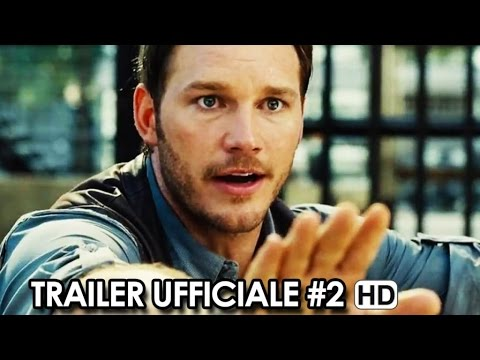 nuovo trailer di jurassic world!