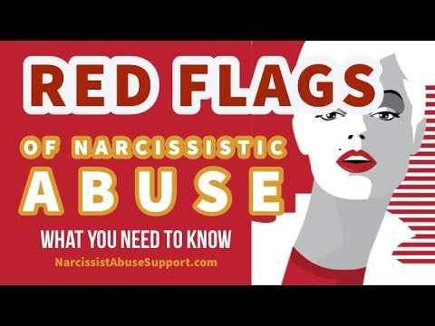 Red Flags & Vulnerablities of abuse - with Donna Anderson