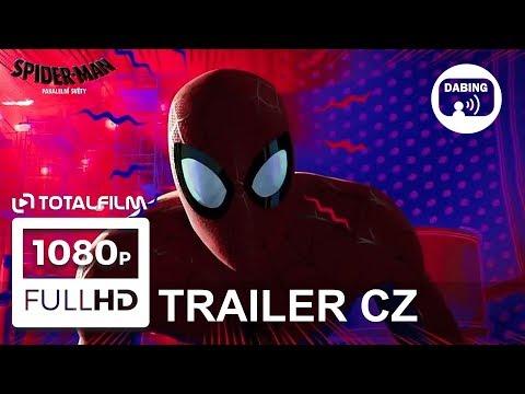 Podívejte se na nový trailer k animovanému filmu Spider-Man: Paralelní světy. V kinech ho uvidíte už brzy
