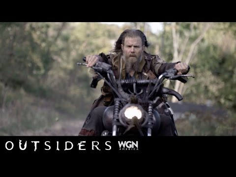 Outsiders Season 2 (Promo 'Mountain')