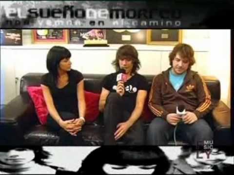 Tekst piosenki El Sueño de Morfeo - Hoy me ire po polsku