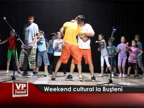 Weekend cultural la Buşteni