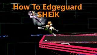 How to Edgeguard Sheik – SSBM Tutorials
