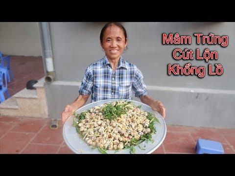 Bà Tân Vlog - Làm Mâm Trứng Cút Lộn Khổng Lồ Bằng 500 Quả Trứng - Thời lượng: 14:14.