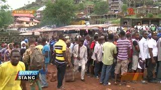 Pemerintah Sierra Leone mulai mendata korban tanah longsor yang selamat. Tanah longsor menerjang pinggiran Kota Freetown. 400 orang dinyatakan tewas, ...