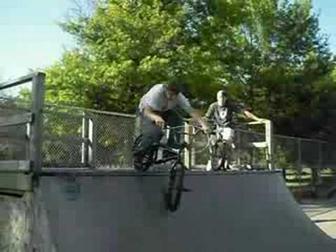 Levi Maskals bmx video