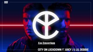 Thumbnail for Yellow Claw ft. Juicy J — City on Lockdown