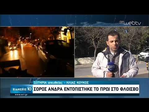 Σορός άνδρα εντοπίστηκε στο Φλοίσβο | 10/02/2020 | EΡΤ