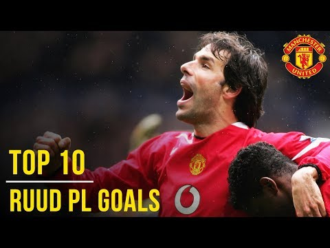 Download Ruud van Nistelrooy's Top 10 Premier League Goals | Manchester United
