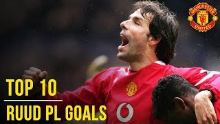 Video Ruud van Nistelrooy's Top 10 Premier League Goals | Manchester United MP3, 3GP, MP4, WEBM, AVI, FLV Januari 2019