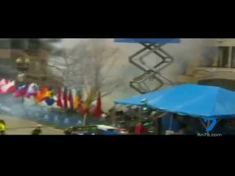 تفجيرات - تفجيرات بوسطن .. لحظة وقوع الانفجار .. للمزيد من المعلومات An7a.com | صحيفة أنحاء الإلكترونية http://www.an7a.com/101326.