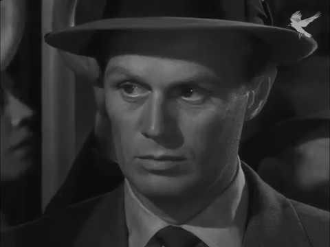 Pickup On South Street (1953) Richard Widmark - Jean Peters