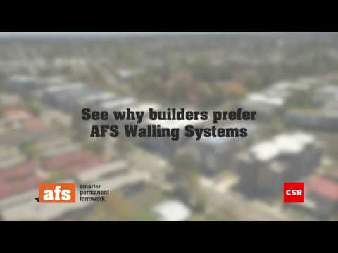 AFS Systems Project Video Wentworthville NSW