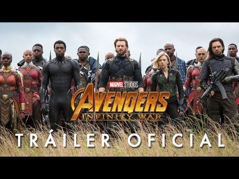 Mira el nuevo tráiler de 'Avengers: InfinityWar'